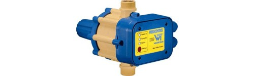 Pump Controllers and Pressure Switches